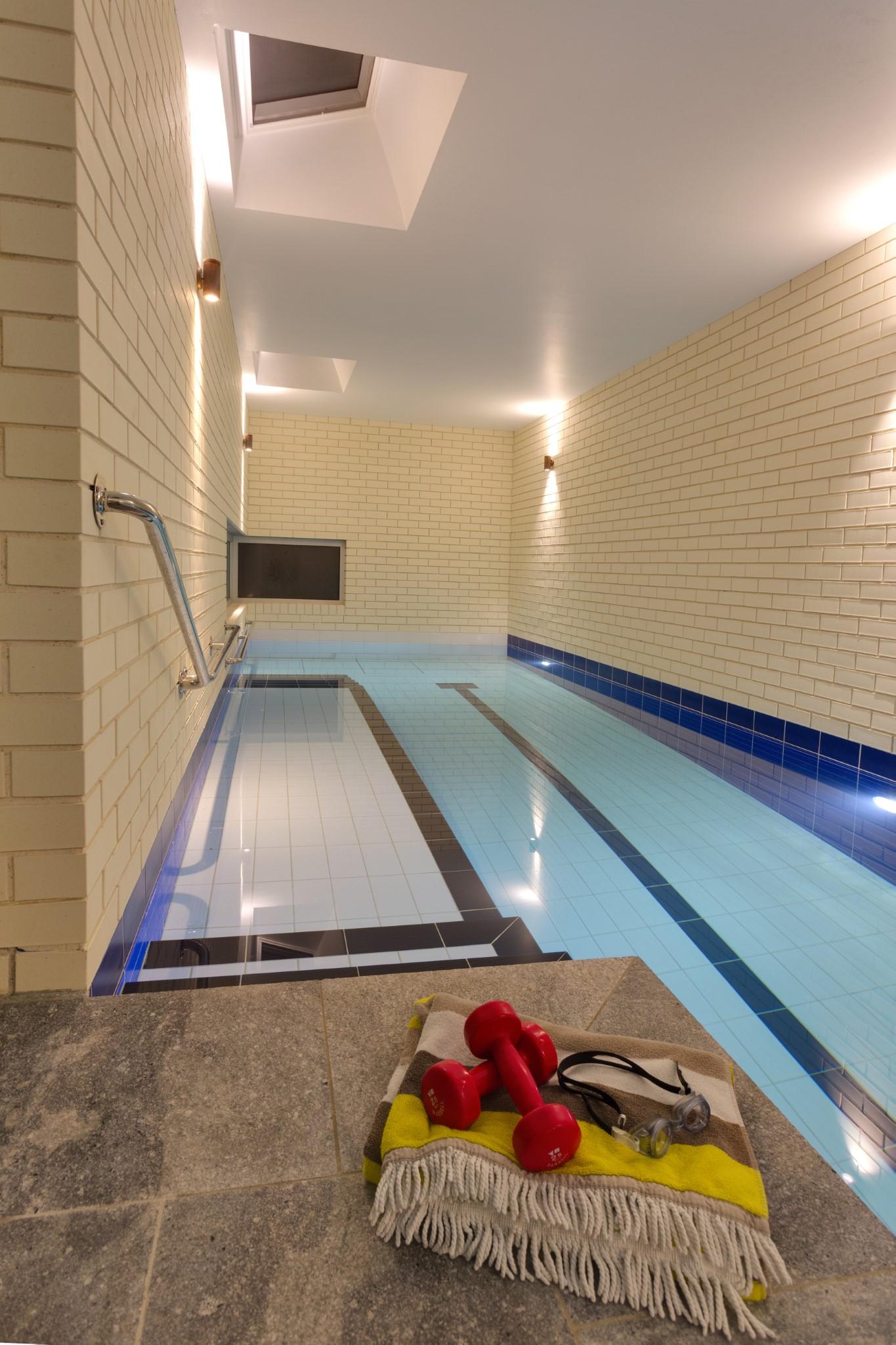 Inhouse Fitness Lap Pool