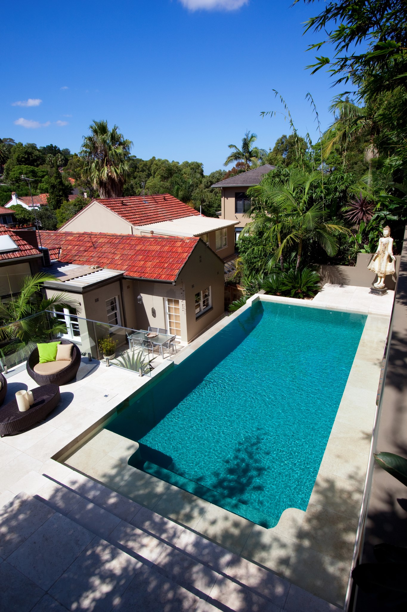 Classic Design Swimming Pool of Premier Pools
