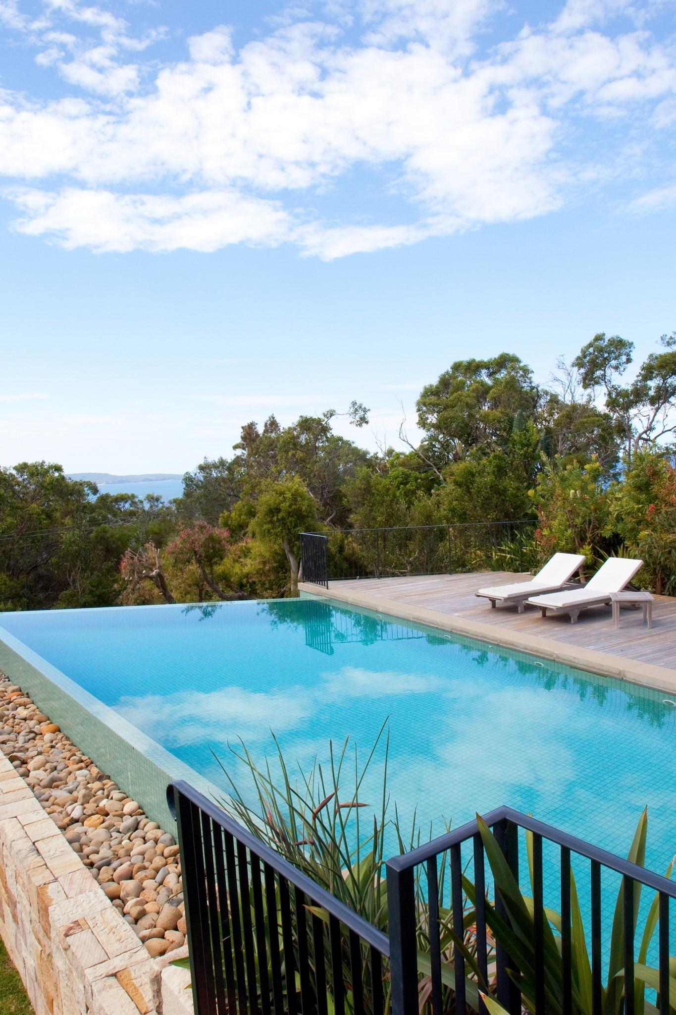 Infinity Swimming Pool of Premier Pools