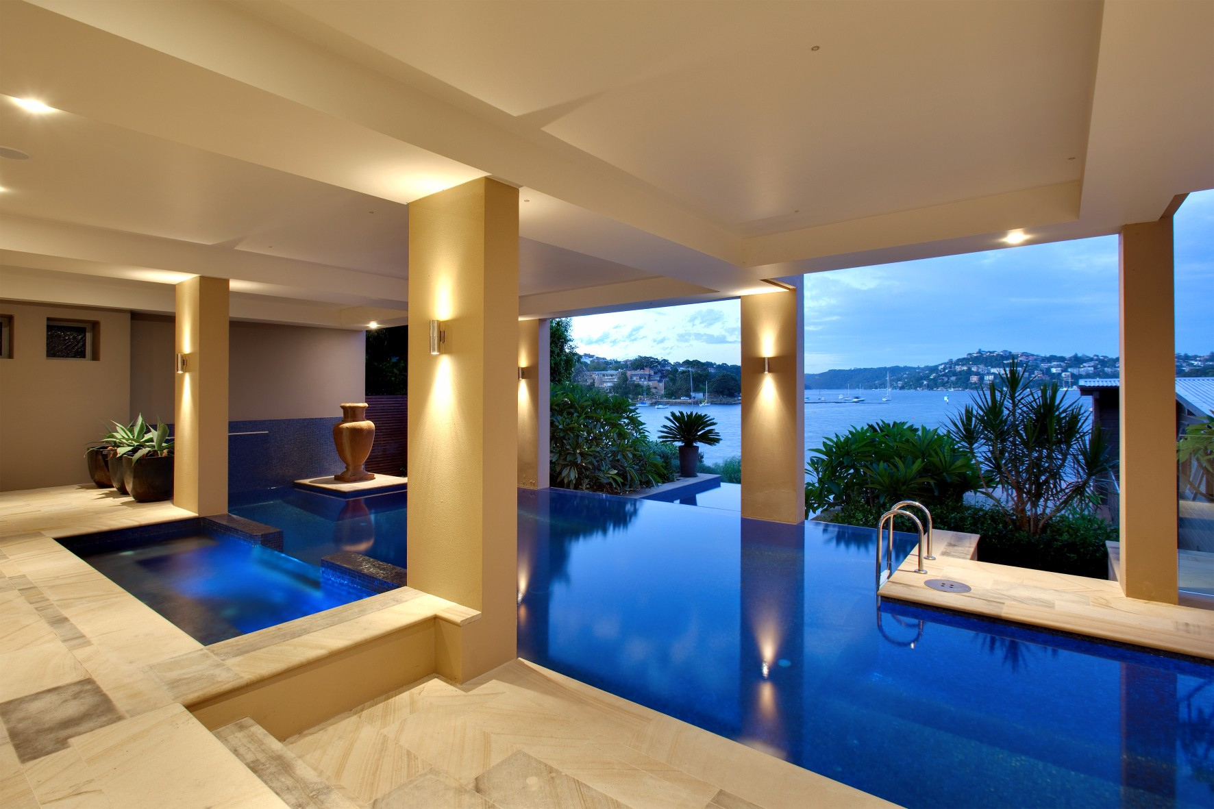 Luxury Concrete Pool Styles In Sydney Premier Pools